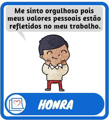 Moving Motivators - Honra