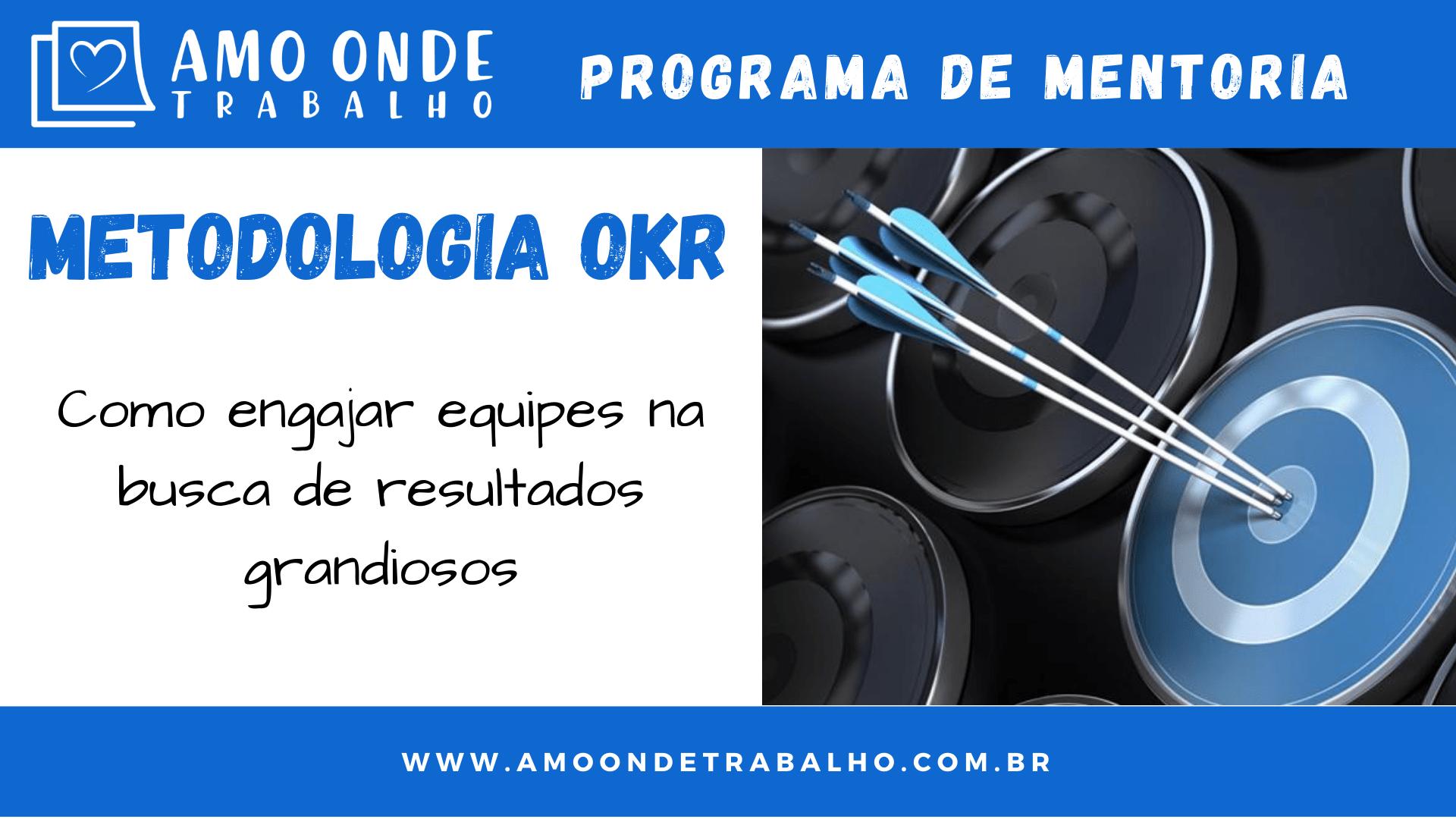 Programa de Mentoria - OKR