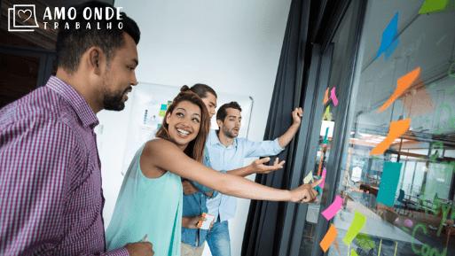 Engajamento no Trabalho - Mentoria Amo Onde Trabalho