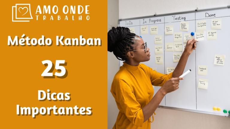 Método Kanban - 25 Dicas Importantes