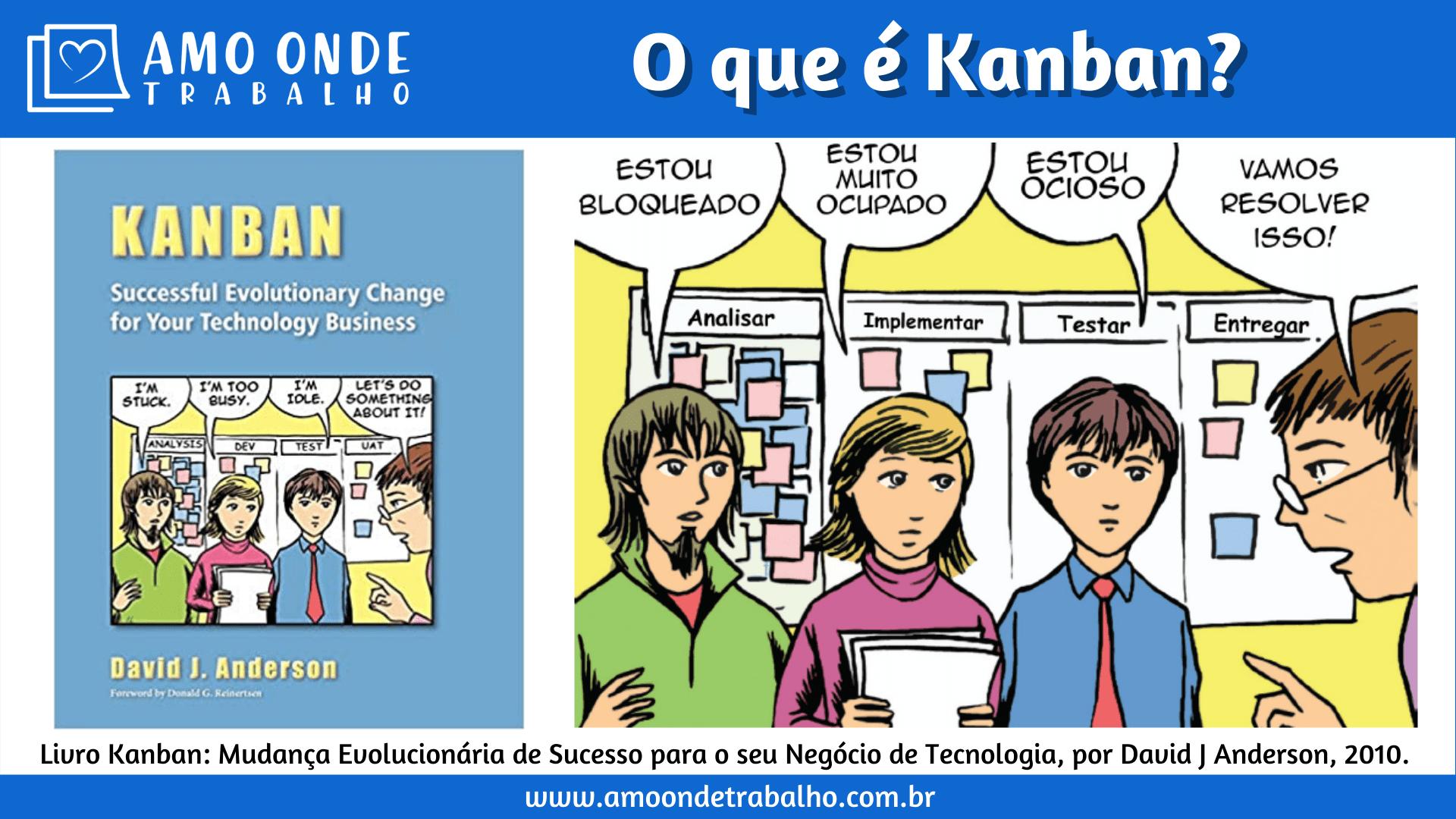 Livro O que é Kanban?